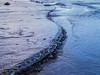 Icy Curves (KW-14) Tags: cold landscape ice curve curves s freezing morning frozen sunrise clear blue purple denver colorado cherry creek state park lake shore shoreline
