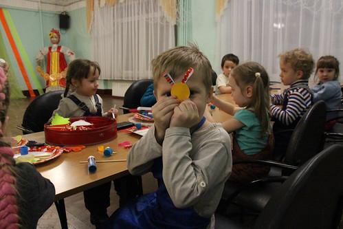 Мастер-класс по изготовлению масленичной куклы (2)