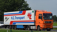 PL - H.Z. Transport MAN TGA 18.440 XXL (BonsaiTruck) Tags: hz man tga lkw lastwagen lastzug truck trucks lorry lorries camion camionhoes