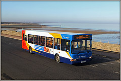 35256, Minnis Bay (Jason 87030) Tags: margate birchington thanet kent dennis dart slf pointer canon pole eos 50d seaside seafront looks funny angle tide beach reculver uk holiday minnisbay 2018 february cold ache blue white red orange roof viewpoint vision view vista dslr shot image eastlkent southeast session 35256 ndz3023