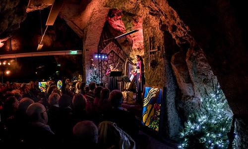 Openluchttheater Valkenburg Jos Göritzer Trio Meran Kerst 13
