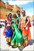 Famille, Jaisalmer, India. (nanie49) Tags: famille family familia famiglia jaisalmer inde india asia asie rajasthan nikon d750 nanie49 fort forteresse