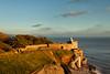 Jacobs Ladder and the Clock Tower (robhillsphoto) Tags: landscape landscapephotography seascape jurassiccoast coast sidmouth eastdevon devon