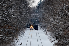 20180223_160341-D7000 (tojones007) Tags: 2018 eauclaire february locomotive railroad unionpacificrailroad winter wisconsin