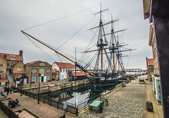 HMS Trincomalee (Blaydon52C) Tags: ship navy boat naval hms trincomalee bombay royalnavy frigates historic hartlepool durham nautical dock history historical nelson