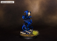 Demi-Lich (whitemetalgames.com) Tags: talarand demi lich demilich aserlis liche lord death shroud moandain archlich arch anti paladin antipaladin gold level electrum classic villains reaper reaperminis reaperminiatures pathfinder dnd dd dungeons dragons dungeonsanddragons 35 5e whitemetalgames wmg white metal games painting painted paint commission commissions service services svc raleigh knightdale knight dale northcarolina north carolina nc hobby hobbyist hobbies mini miniature minis miniatures tabletop rpg roleplayinggame rng warmongers
