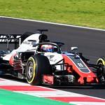 Haas VF-18 / Romain Grosjean / Haas F1  Team thumbnail