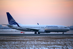 Here is Copa Airlines HP-1827CMP (shumi2008) Tags: copaairlines copaairlines737 boeing737 b737800 staralliancemember torontopearson pearsonairport yyz cyyz