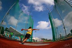 SAA Track and Field Series1 (REVIT PHOTO'S) Tags: saa trackandfield athletics discusthrow