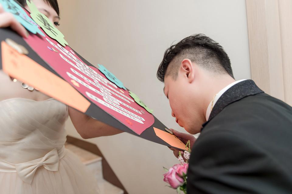 婚攝 高雄林皇宮 婚宴 時尚氣質新娘現身 S & R 056
