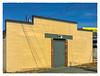SATUCKET (Timothy Valentine) Tags: building large brick sky sign yellow 2018 0218 eastbridgewater massachusetts unitedstates us