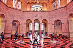 Walk in UCLA Powell Library (JimmyYeh Photography) Tags: ucla