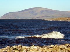 High tide at Earnse Bay (billnbenj) Tags: barrow cumbria walneyisland earnsebay hightide 10metretide waves