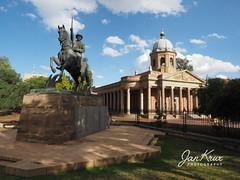 Bloemfontein (Jan-Krux Photography) Tags: southafrica suedafrika bloemfontein freestate freistaat architecture architektur buildings gebaeude olympus omd em1 generaldewet explore inexplore