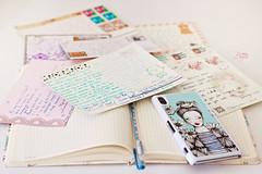 Geride Bıraktığımız (Beyza G.) Tags: postcard postcrossing postcardlove stationery