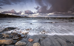 Going Home (Elidor.) Tags: atlantic hebrides outerhebrides westernisles scotland islands benbecula balivanich sunrise dawn d90