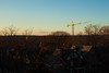 That Crane Again, At Sunset - 47/365 (prestonciere) Tags: 365the2018edition 3652018 day47365 16feb18