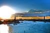 "Che spettacolo !!! (wallace39 "" mud and glory "") Tags: venezia italia italy mare sea tramonto sunset nuvole clouds"