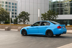 E90 M3 Shoot (SpencerBerke) Tags: e90 bmw m3 blucepheus blue spencer berke