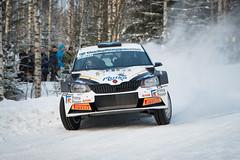SM Vaakuna Ralli 2018 (Samu Ekman) Tags: vaakunaralli 2018 rallism ralli rally rallying rallye motorsport finland mikkeli nikon teemu asunmaa ville mannisenmäki skoda fabia r5