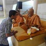 20180127 - HDH Devaprasaddas Ji Swami Visit (31)