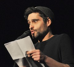 Leeraner Poetry Slam 2018 - 09.02.18 - Foto: Mario Rauch