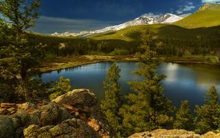 Lily Lake - Rocky Mountain Natl Park