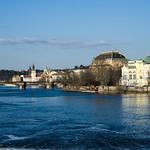 Prague - View from Jirasuv bridge thumbnail