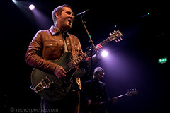 Brian Fallon -4257 (redrospective) Tags: 2018 20180223 brianfallon brianfallonandthehowlingweather february2018 koko london artists bass bassguitar bassist blue color colour concertphotography electricbass electricguitar eyesclosed glasses guitar guitarist human instrument instruments leather leatherjacket livemusic man men musicphotography musician musicians passionate people performer performers person photo photography singer