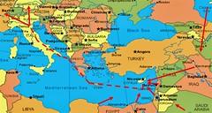 World's longest underwater gas pipeline (Spotter_CY) Tags: longest underwater gas pipeline world cyprus israel greece italy greek energy map europe project mediterranean κύπροσ ελλάδα ισραήλ ישראל קַפרִיסִין nicosia athens tel aviv aegean sea cypriot
