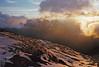 Souvenir d'un soir sur le glacier du Tour (Yvan LEMEUR) Tags: coucherdesoleil glacierdutour glacier glace soirée montagne hautemontagne hautesavoie alpinisme alpes extérieur paysage landscape refugealbert1er crevasse massifdumontblanc france