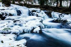 Bodefall (Fotografie Harz) Tags: wasserfall water wasser bode bodefall selke eis schnee winter jahreszeit harz