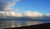 Lydd on Sea (richwat2011) Tags: janfeb2018 kent seaside sea coast coastline shore shoreline shingle sand beach southcoast lade lyddonsea nikon d200 18200mmvr clouds cloudysky cloudyday shepway englishchannel kitesurfing kitesurfers