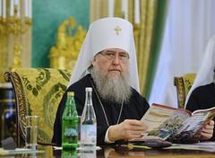 08. Заседание Священного Синода РПЦ 07.03.2018