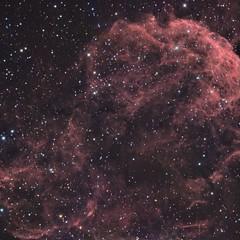 Jellyfish Nebula (IC443) HaLRGB (Radar Boy) Tags: astrophotography jellyfish nebula nebulae dust hydrogen alpha zwo asi1600 space stars night astrometrydotnet:id=nova2383946 astrometrydotnet:status=solved