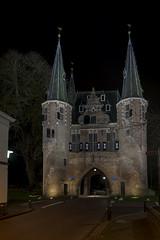 Kampen09 (Henk Melenhorst) Tags: kampen avondfotografie nikon d750 ncn nikonclubnederland nikond750 night nightphotography broederpoort