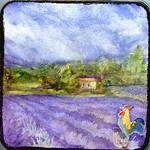 Lavender Fields-DIY Travel Palette thumbnail