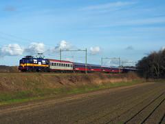 RXP 1251 (jvr440) Tags: trein train spoorwegen railways railroad hillegom vogelenzang oude lijn rail experts alpen express 1251 1200