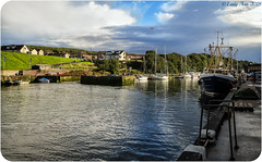 Eyemouth Harbour (Lady Ann 2010) Tags: ©ladyann2018 canonixus500hs eyemouth harbour industrious port attractive cosmopolitan town scotland'ssoutheastcoast coast stoppingoffpoint boats people scotland uk greatphotographers