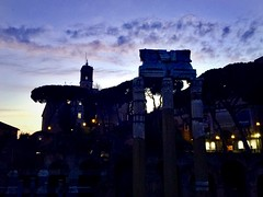 Fori imperiali, Rome, Italy. (Massimo Virgilio - Metapolitica) Tags: old stone ancient architecture italy rome foriimperiali