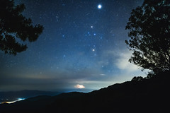 stardust (Flutechill) Tags: landscape astronomy astro astrology space starspace chiangmai thailand chiangdao landscapes night nightscape forest cloudsky sky skyline travel camping mountain mountainpeak mountainrange nature beautyinnature