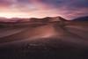 Death Valley (sashamokrohuz) Tags: death valley national park fuji fujixt2 xt2 nps sunset long expo dunes desert sand usa