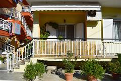 apartman house (sunsetsára) Tags: beach sarti sun sand greece greek sea seascape water waterscape holiday vacation