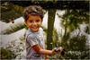 smile  ❤️ ❤️ ❤️ (miriam ulivi - OFF /ON) Tags: miriamulivi nikond7200indiadelsud kerala cochin kochi kumbalangivillage bimba child pesce fish acqua reflections sorriso smile ritratto portrait