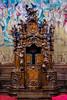 Redención (Stauromel) Tags: bergamo basilica stauromel basílicadisantamaríamaggiore redención madera tapiz confesionario barroco andreafantoni lombardia italia fuji fujixt2