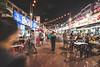 NIght Life. (aludatan) Tags: night lowlight city street streetshot life travel kualalumpur malaysia asia abstoundingimage