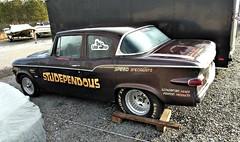 Studependous (Dave* Seven One) Tags: studebaker lark studebakerlark 14mile racecar trackcar classic vintage