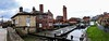 Leeds Basin (Andrew Shenton) Tags: towerworks leeds canal basin railway station holbeck class142