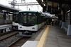 Keihan Railway 10054, Rokujizo (Howard_Pulling) Tags: japan rail railway zug bahn train trains trainsinjapan japanese howardpulling photo picture gare