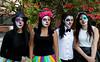 DSCN1064 (andescobaros) Tags: coolpix l340 nikon catrinas halloween girls